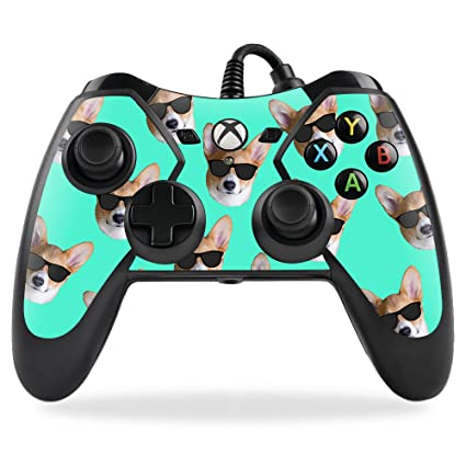 Amazon com: MightySkins Skin for PowerA Xbox One Elite Controller