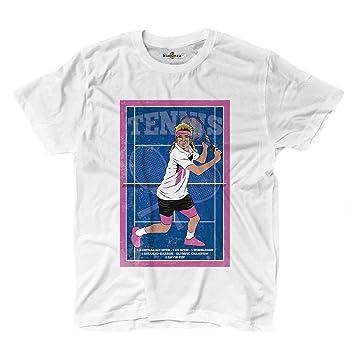 Camiseta camiseta hombre Tenis vintage Agassi Champion kiarenzafd Streetwear: Amazon.es: Deportes y aire libre