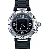 Cartier Pasha swiss-automatic mens Watch W31077U2 (Certified Pre-owned)