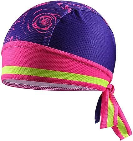 N\A Lot de 3 protections de casque anti-transpiration pour homme et femme