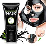 #8: SILKSENCE Blackhead Remover Mask, Deep Cleansing Purifying Peel Off Black Mask