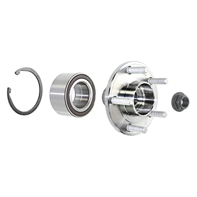 DuraGo 29596134 Front Wheel Hub Kit, 1 Pack: Automotive