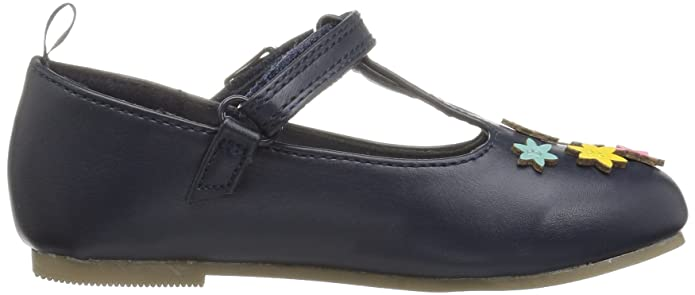 Carter's Unisex-Child Fiji2 Girl's T-Strap Ballet Flat Fiji2 Girl's T-Strap  Ballet Flat: Amazon.co.uk: Shoes & Bags