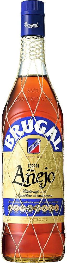 RON BRUGAL ANEJO 1 L. 38º: Amazon.es: Alimentación y bebidas