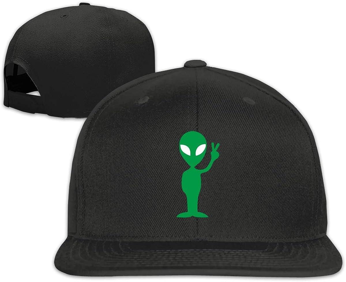 Maja Shop Alien Peace - Gorra de béisbol ajustable para ...