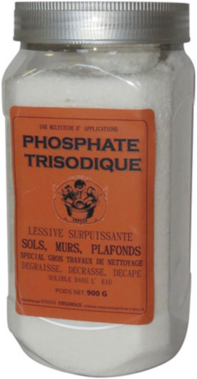 Fosfato trisodique 900 gr – Limpiador multiusos para la casa: Amazon.es: Bricolaje y herramientas