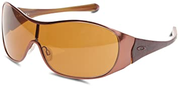 f95469e037d Oakley Breathless Women s Sunglasses Polished Brown Frame Bronze Lens