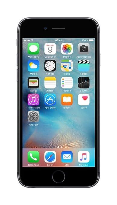 "343 opinioni per Apple iPhone 6s Single SIM 4G 128GB Grey- smartphones (11.9 cm (4.7""), 1334 x"