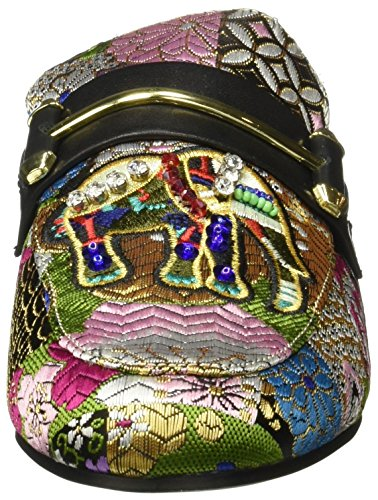 Black Patchwork Multi 001 Multicolour Multi Loafers Coloured WoMen Kera Steve Madden WpRqHS1x0
