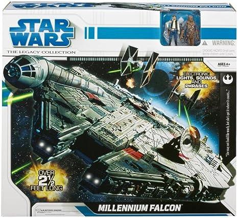 Star Wars Millennium Falcon Legacy right interior door