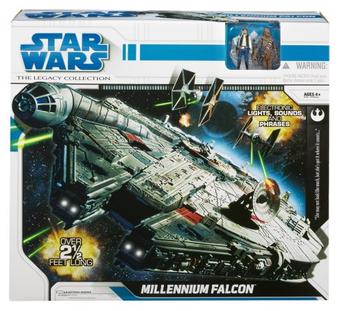 Star Wars 2.5' New Millennium Falcon