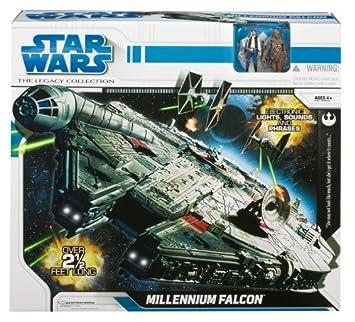 millennium falcon hasbro