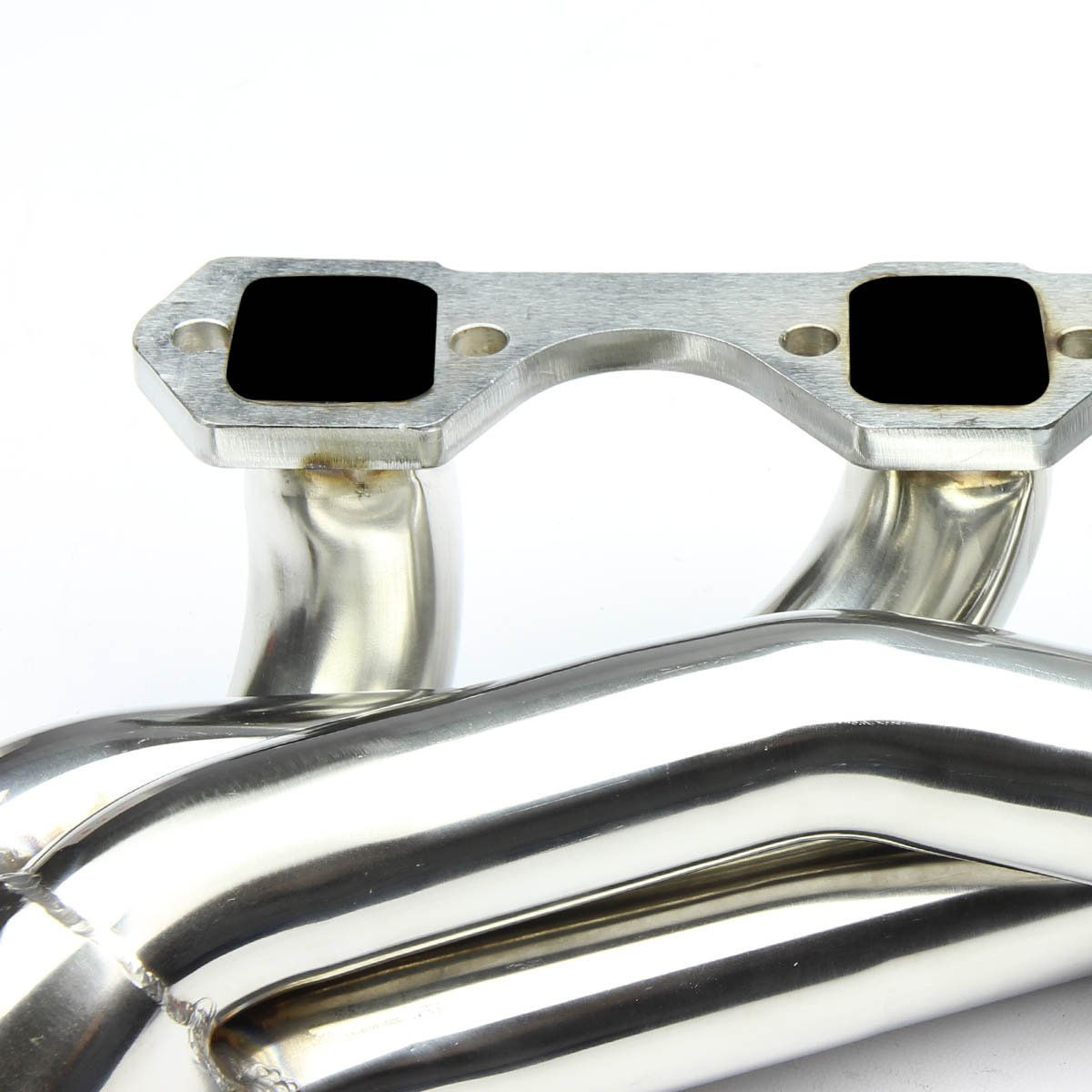 DNA MOTORING HDS-FM9450L-SHORTY HDSFM9450LSHORTY Stainless Steel Exhaust Header Manifold