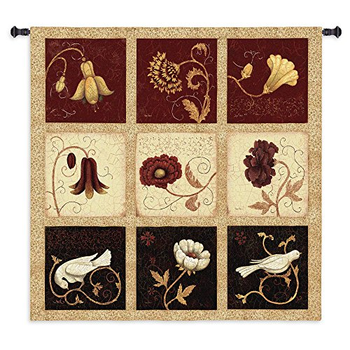 """UPC 666576053675, Fine Art Tapestries """"Fresco Collage"""" Wall Tapestry"""