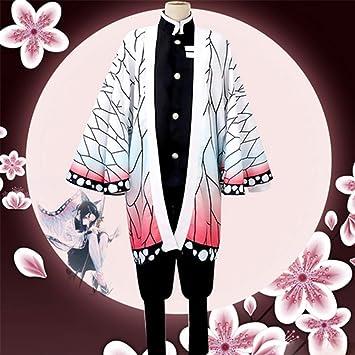 Amazon.com: HJQ Anime Demon Slayer: Kimetsu No Yaiba Kochou ...