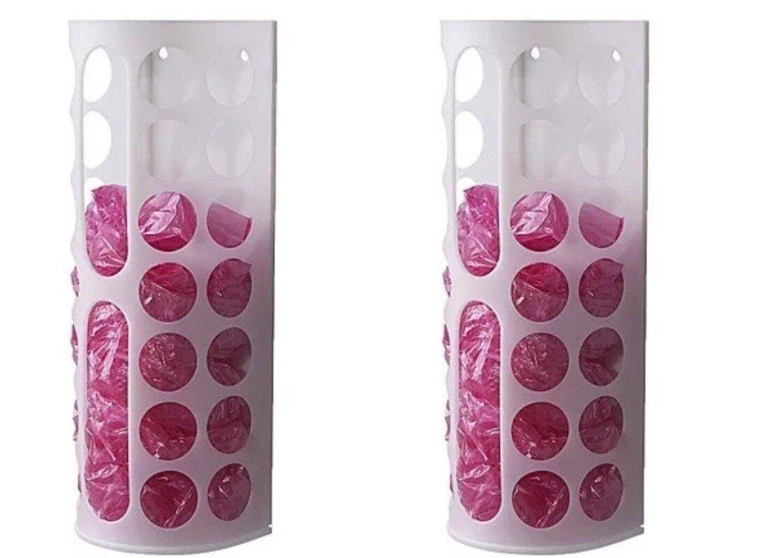 Ikea VARIERA Plastic Bag Dispenser,