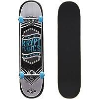 Kryptonics Drop-In Series Skateboard Completa de 31 Pulgadas (78.74 cm)