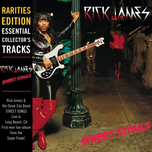 CD : Rick James - Street Songs (Special Edition)