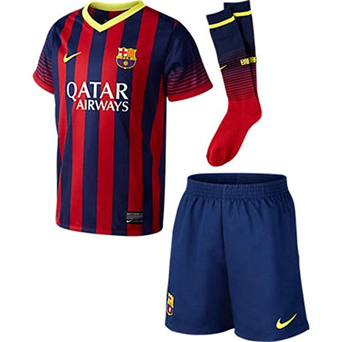 Amazon.com: Neymar Jr. # 11 Barcelona bebé Mini-kit ...