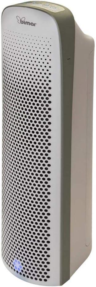 Purificador Aire Bimar PA100 purificador con filtro HEPA 13 ...