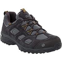 Jack Wolfskin VOJO HIKE 2 TEXAPORE LOW M, wasserdichte Herren Wanderschuhe, atmungsaktive Outdoor Schuhe für Männer, robuste Hikingschuhe mit leichter Sohle