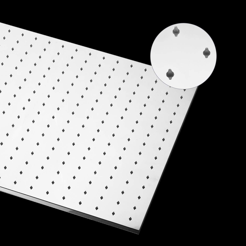 Juego De Mezclador De Ducha LED Para Baño Juego De Ducha De Lluvia, Ducha De Mano Y Grifo Para Bañera: Amazon.es: Bricolaje y herramientas