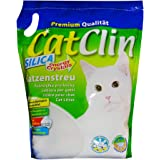 Catclin 8 x 8 l = 64 L Magic SILIKAT KATZENSTREU-PowerCat STREU-Forever CLEAN