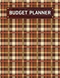 img - for Budget Planner : Home or Personal Finance Bill Organizer With 365 Days(12 Month) Expense Tracker - (Large Spacious Notebook 8.5