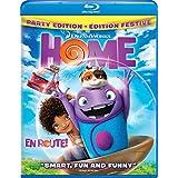 Home (fka Happy Smekday!) [Blu-ray]