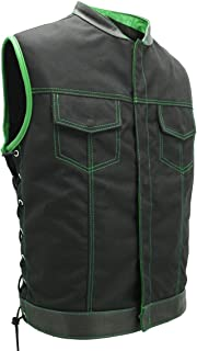 product image for SOA Style Side LACE (Cordura - Military Grade Fabric) Black/Green