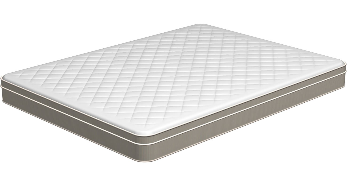 amazon com paramount psr3474 34 x74 premium pillowtop mattress