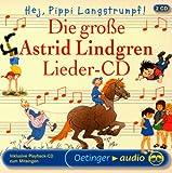 Hej, Pippi Langstrumpf!: Die große Astrid-Lindgren-Lieder-CD