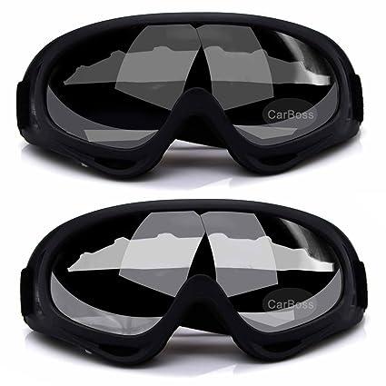 2c1ed0876f1e Amazon.com   CarBoss Ski Goggles