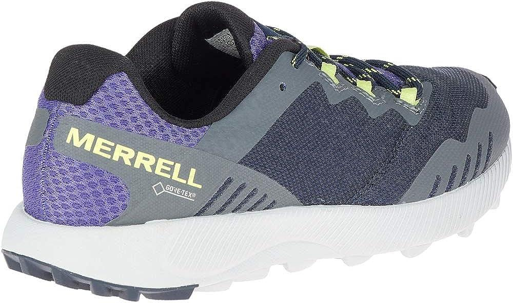 Merrell Fluxion Gore-Tex Womens Zapatilla De Correr para Tierra - 38: Amazon.es: Zapatos y complementos