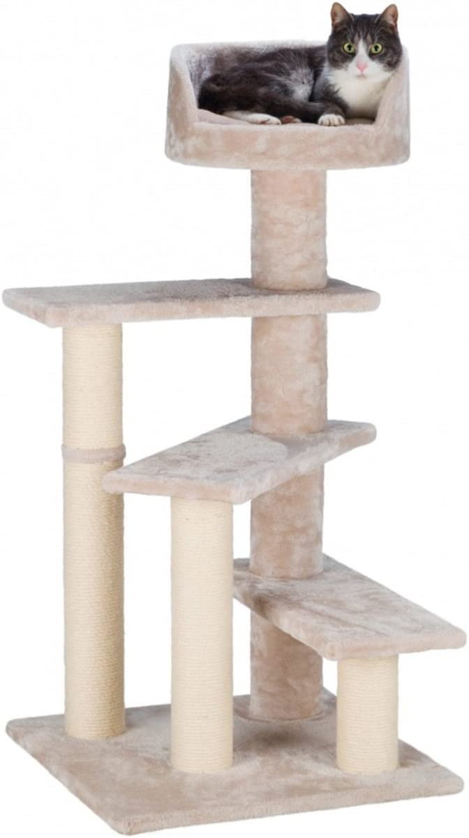 Trixie Senior Cat Trees, Senior Cat Posts, for Old Cats
