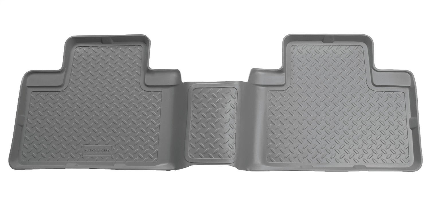 09-16 Trav 2nd Row Bench 71032 Husky Liners 2nd Seat Floor Liner Fits 08-17 Enclave