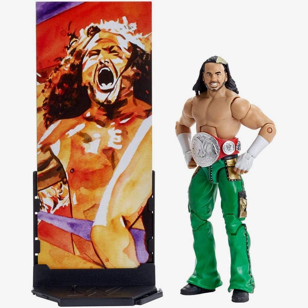 Rosso Bianco /& Blu secessionista WRESTLING tabelle-Figura accessori WWE