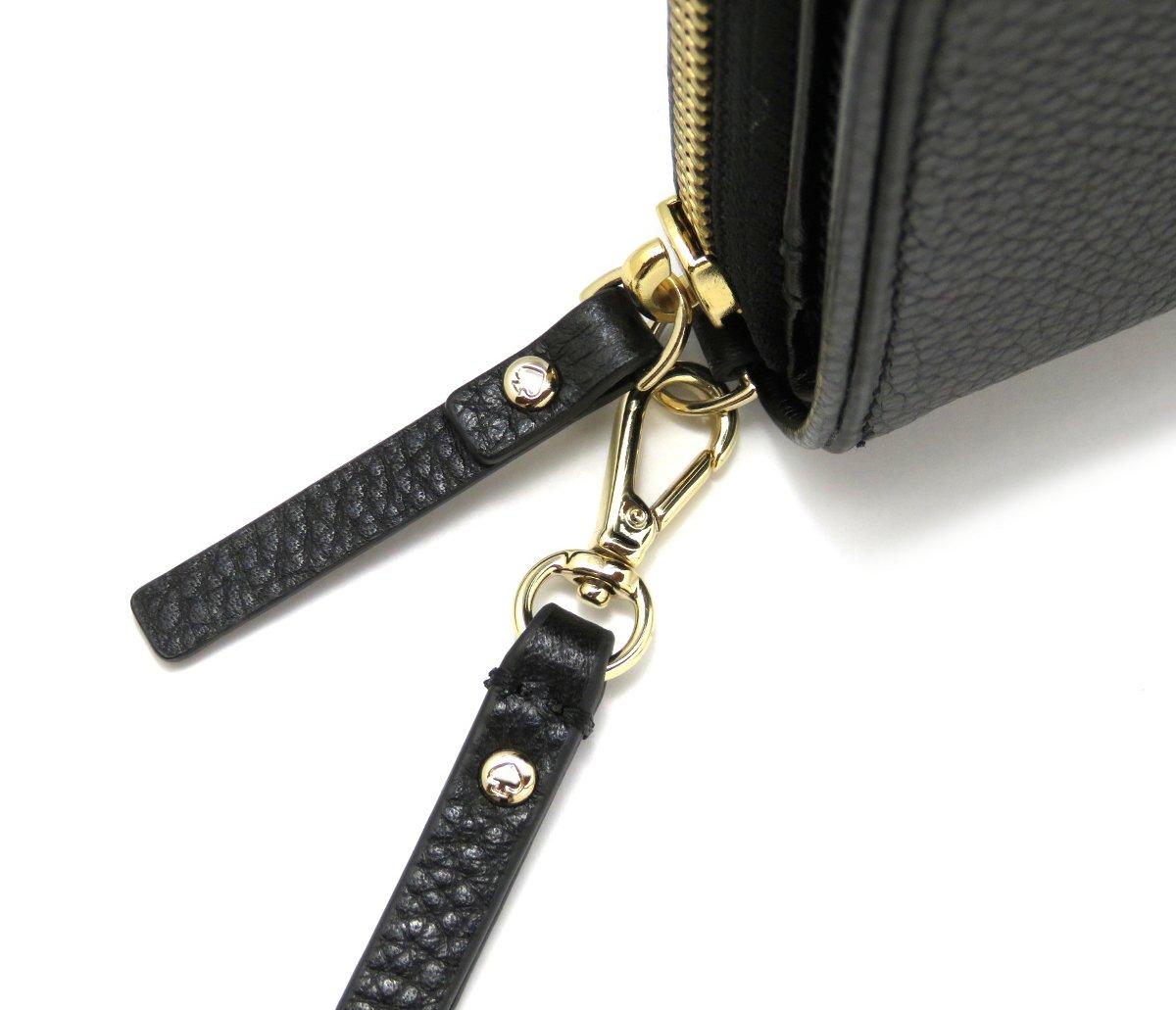 Kate Spade New York Mulberry Street Brigitta Wristlet Wallet Handbag (Black) by Kate Spade New York (Image #7)