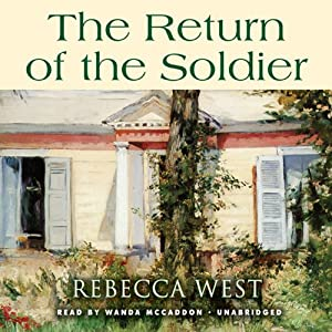 The Return of the Soldier  Audiobook