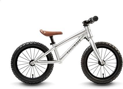 EARLY RIDER Trail Runner - Bicicleta Infantil, Color Plata, Talla ...