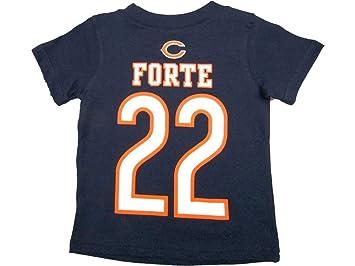 Matt Forte Chicago Bears Jersey nombre y número camiseta grande 14/16: Amazon.es: Deportes y aire libre