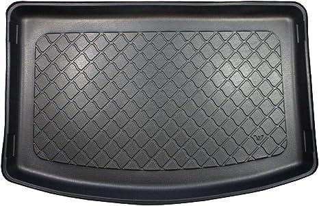 Sotra Protection de Coffre pour Kia Picanto Tapis de Coffre antid/érapant sur Mesure pour Le Transport de Courses Bagages et Animaux domestiques