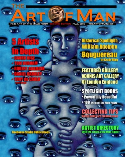 Adonis Painting - The Art of Man: Fine Art of the Male Form Quarterly Journal, Vol. 2