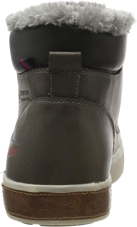 Botas Clasicas para Hombre Tom Tailor 7985002