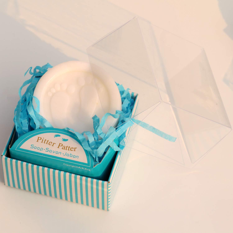 Amazon.com: Bonito jabón aromático hecho a mano para regalar ...