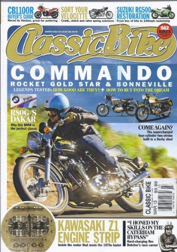 Classic Bike Magazine March 2013