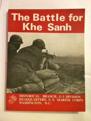 The Battle for Khe Sanh, Shore, Captain Moyers II