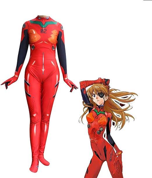 BLOIBFS Traje De Anime Cosplay Mujeres, Poderes De Superhéroe ...