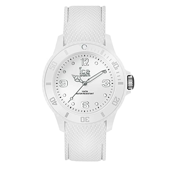 Watch Para Nine Reloj Hombre Sixty Ice White Con Bianco MSzVGpqU