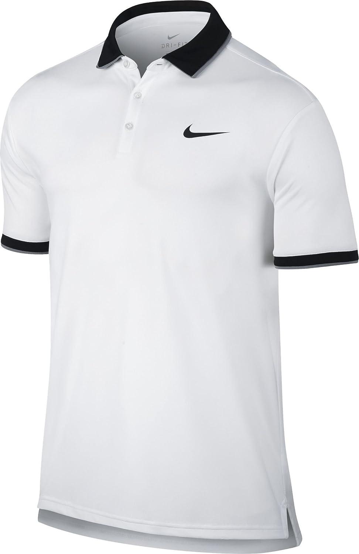 Nike M Nkct Dry Polo Team Camiseta de Manga Corta de Tenis, Hombre